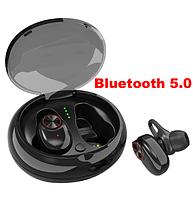 Оригинальные Беспроводные Bluetooth(5.0) наушники с зарядным футляром WT200 Mini