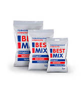 Комбікорм для кролів від 2 місяців (+Травяне борошно ) 10 кг. Best Mix