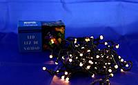 Гирлянда Xmas LED 100 WW-4 Теплый белый Только ящиком 100 шт. FZ