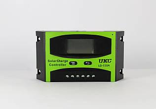 Solar controler LD-510A 10A Контроллер заряда для солнечных электростанций UKC KM
