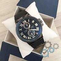 Мужские наручные часы (копия) Ulysse Nardin SSB-1023-0158