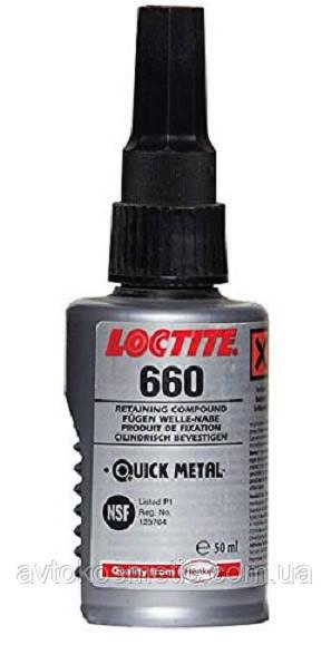 Loctite 660 - фиксатор подшипников - зазор до 0,5мм