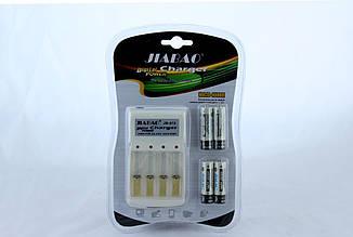 Комплект Зарядне + акумулятори АА пальчикові 212AA NV