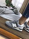 Кроссовки женские New Balance 574 серые - 2 вида, фото 3