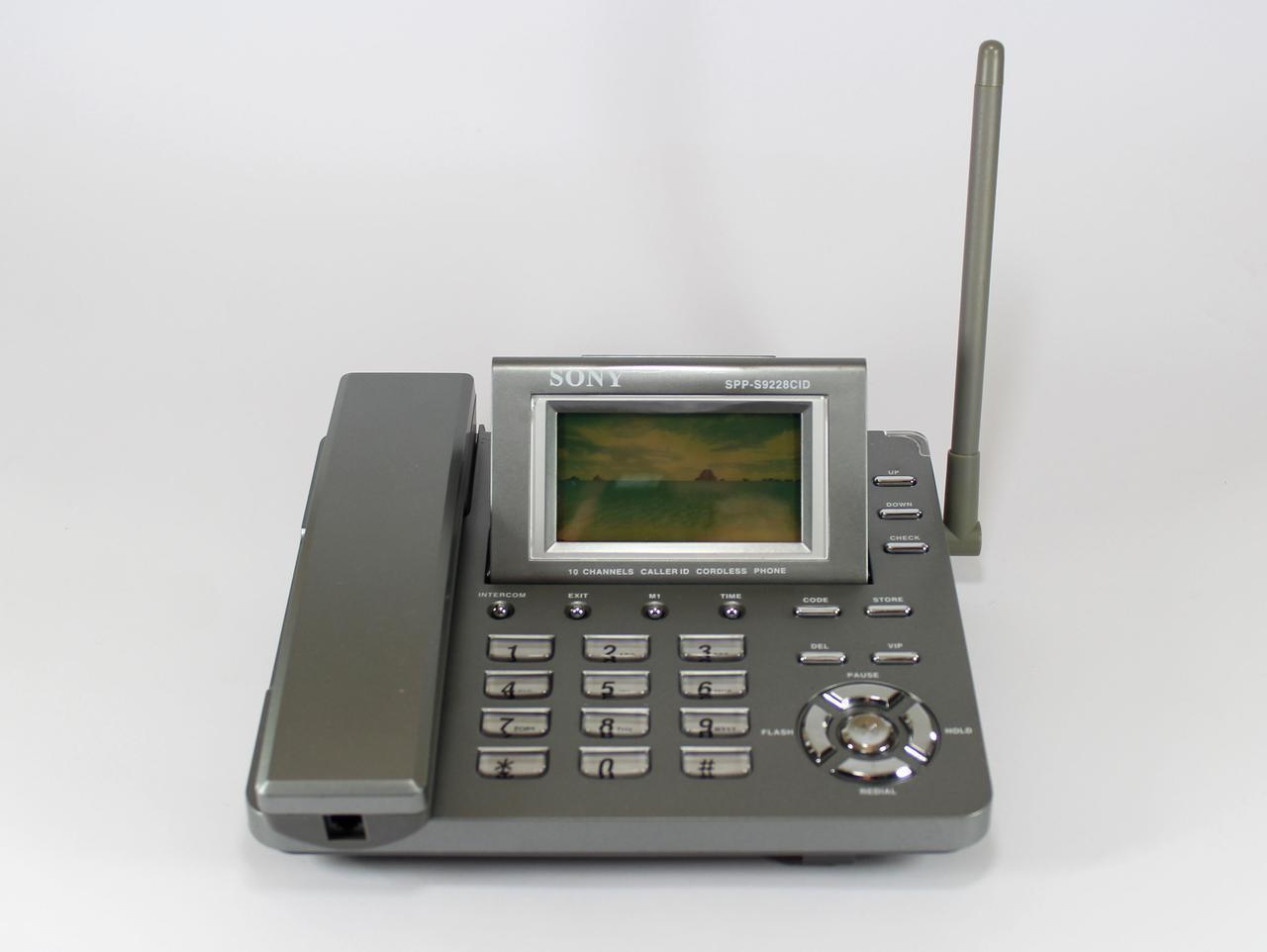 Телефон дом. KXT 9228 \ 1850 під заміну АКБ XC
