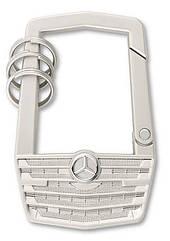 Оригинальный брелок Mercedes-Benz Key Ring Actros Trucks, Silver (B67871175)