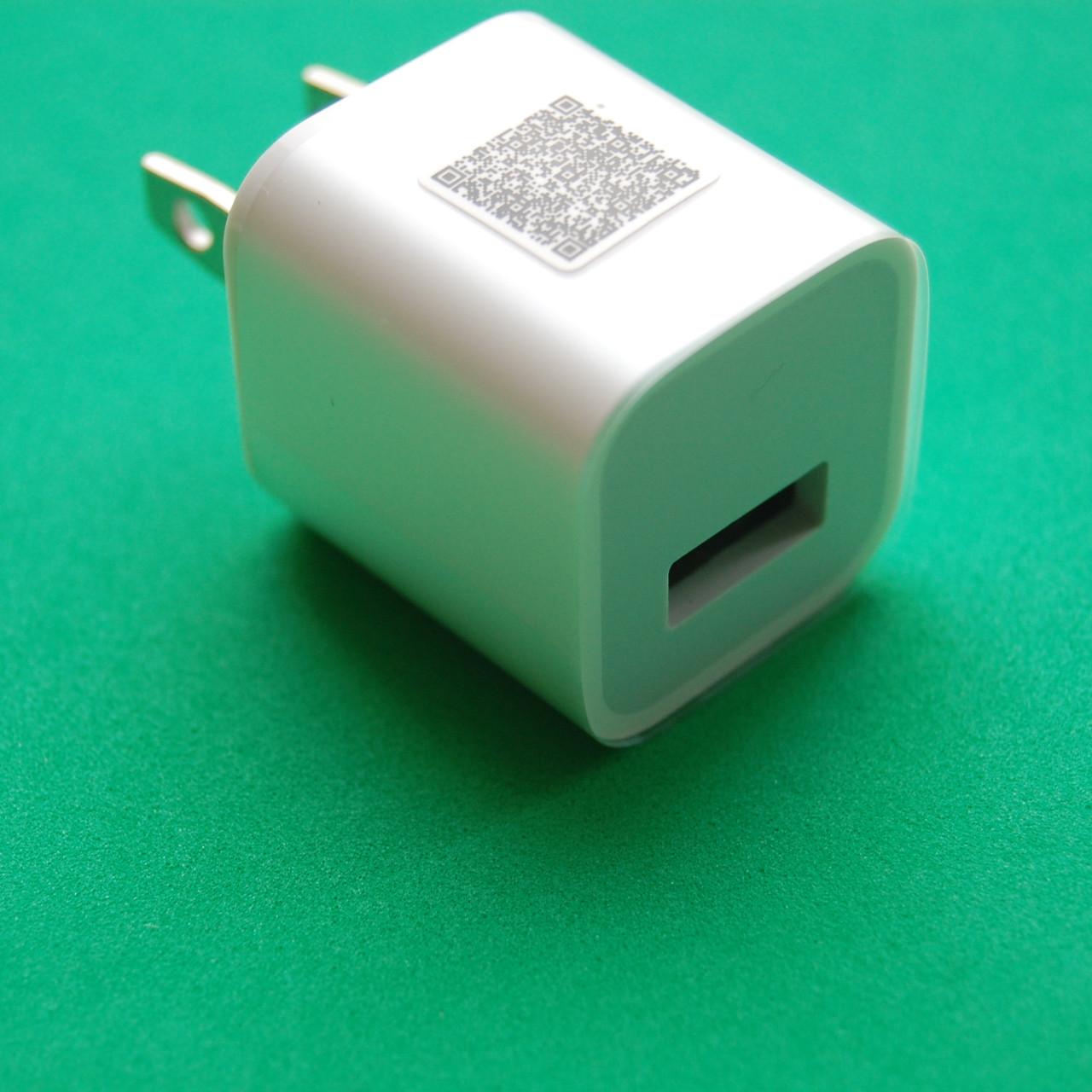 СЗУ для Apple iPhone (Американская вилка) 1000mAh Оригинал