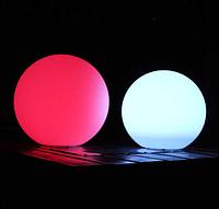 Надувной водонепроницаемый куб Noblest Art 30 см с аккумуляторной системой освещения NW3024, фото 1