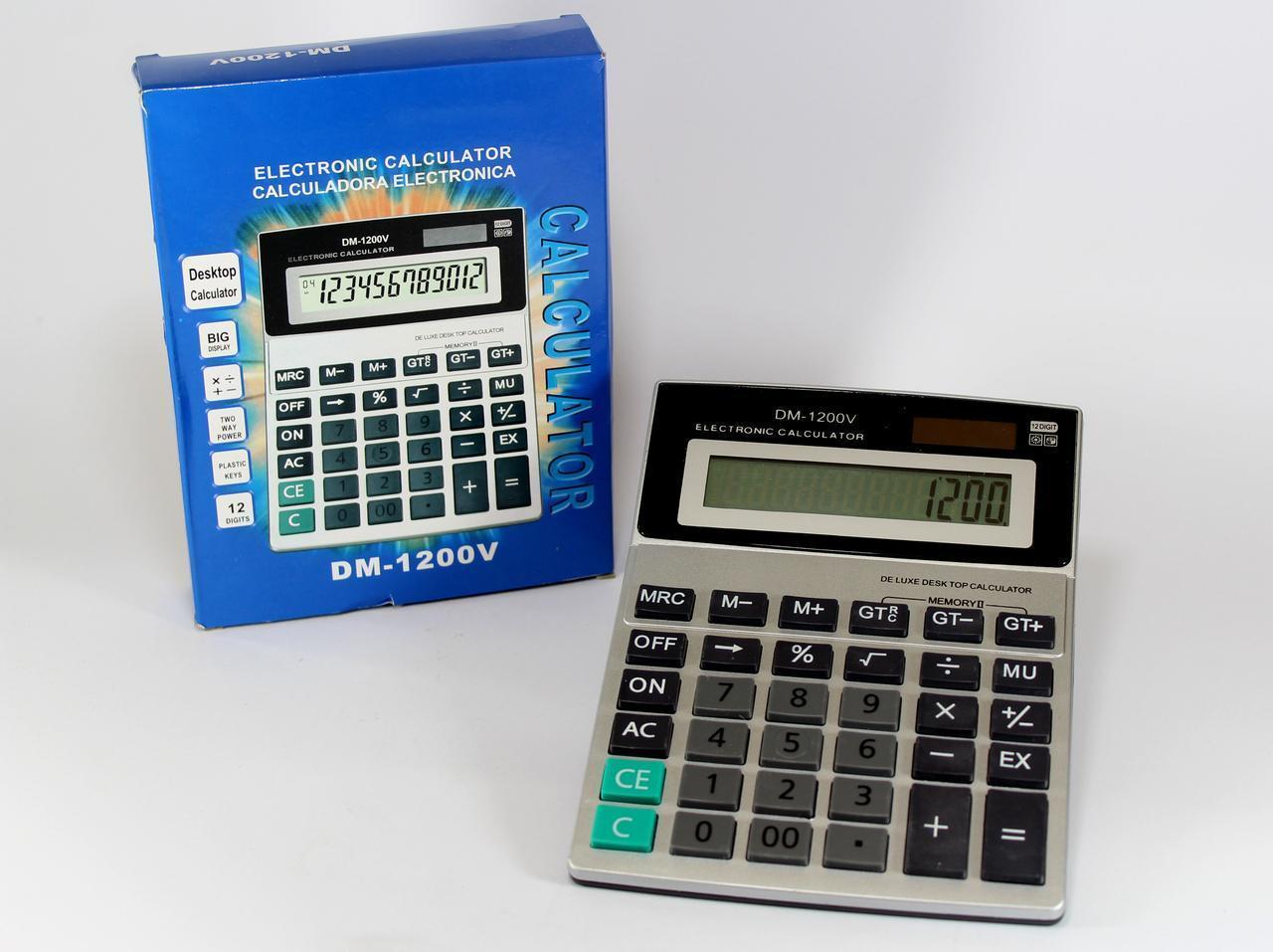 Калькулятор KK 1200 ZK
