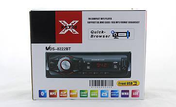 Автомагнітола MP3 8222 ISO+BT PX
