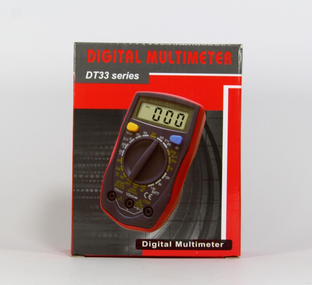 Мультиметр DT UT33C DV