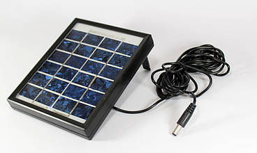 Солнечная панель 2W-6V Solar board + mob. charger NX
