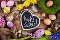 Дорогие наши клиенты, от всей души поздравляю вас с праздником светлой Пасхи.