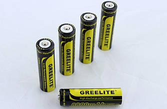 Акумулятор 18650 Black Battery Greelite FFK