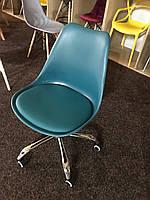 Кресло Milan, бирюзовое