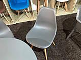 Стілець Nik Eames, темно-сірий, фото 6