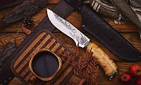Нож охотничий КАБАН-3   (кап клёна)