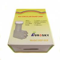 Конвертор EuroSky UQP-5CP QUAD CIRCULAR (L/R)
