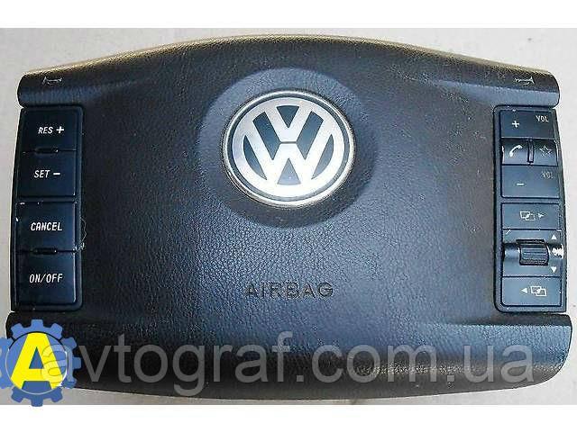 Комплект подушек безопасности б.у на Фольксваген Туарег (Volkswagen Touareg) 2010-2017