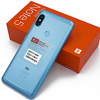 Xiaomi Redmi Note 5 4/64 Синий, фото 1