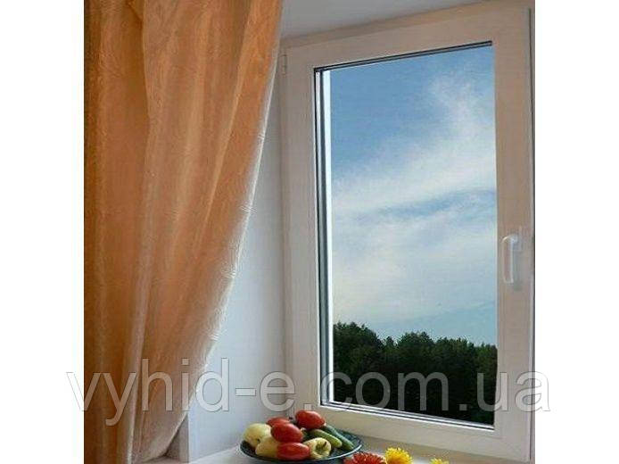 Вікно металопластикове одностулкове STEKO