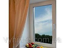 Окно металлопластиковое одностворчатое STEKO