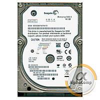 "Жесткий диск 2.5"" 160Gb Seagate ST9160310AS (8Mb/5400/SATAII) БУ"
