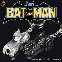"Брелок Бэтмобиль - ""Batmobile Keychain"" + подарочная упаковка"