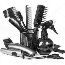 Інструменти та аксесуари перукарні