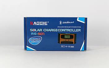 Solar controler LD-520A 20A RG Контроллер заряда для солнечных электростанций UKC PN