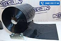 Пленка ПЭ рукав черная 250 мм х 700 м х 50 мкм