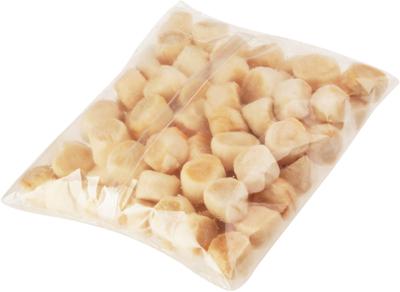 Гребешок Морской Мясо Замороженный 1кг. (10/20 размер)