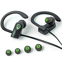 Наушники беспроводные Bluetooth для бега с шумоизоляцией Edelin1 для iPhone, Samsung, Meizu, Xiaomi