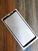 Защитное стекло Full Glue для Meizu Note 8 Черное 5D