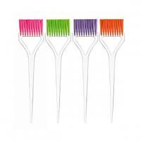 Кисточка для окрашивания волос широкая Eurostil (цвет на выбор)