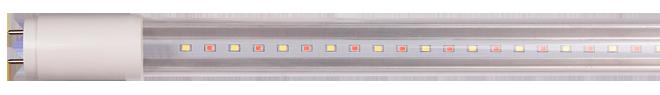 Лампа для подсвечивания мясных продуктов PLED T8-900 Food Meat 12w G13