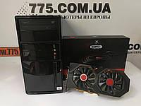 Игровой компьютер, AMD FX6100 3.9ГГц, RAM 8ГБ, HDD 500ГБ, Radeon RX 470 4ГБ, фото 1