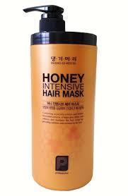 """Маска """"Медовая терапия"""" для восстановления волос DAENG GI MEO RI Honey Intensive Hair Mask, 1000 мл"""
