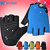 Перчатки для велоспорта, фитнеса мужские, женские (Morethan)