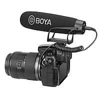 Внешний микрофон для фото и видеокамер Boya BY-BM2021