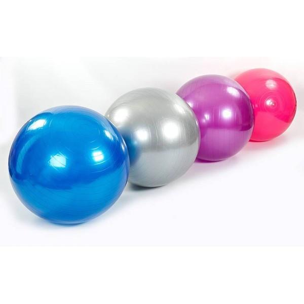 Мяч для фитнеса 85см глянцевый