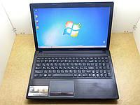 "Ноутбук Lenovo G58015.6"" Cor i3-2310m (2.1ГГц), RAM 4 ГБ, HDD 500 ГБ,  Видео intel HD Graphics 3000, HDMI"