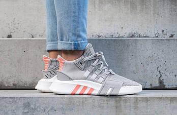 "Кросівки Adidas EQT Basket ADV ""Grey Coral"""