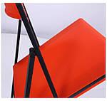 Стул Ибица черный пластик красный, фото 7