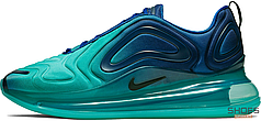Женские кроссовки Nike Air Max 720 Sea Forest AO2924-400