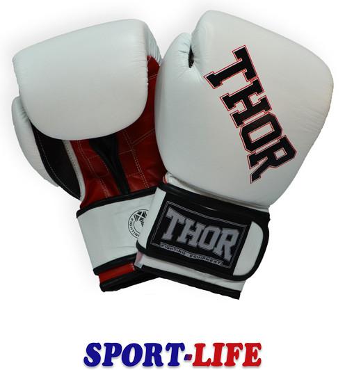 Боксерские перчатки THOR RING STAR (PU) 10,12,14.16 унций