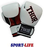 Боксерские перчатки THOR RING STAR (PU) 10,12,14.16 унций, фото 1