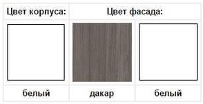 """Спальный гарнитур """"Круиз"""" Мир Мебели, фото 2"""