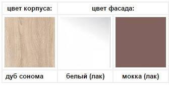 """Спальный гарнитур """"Элегант"""" Мир Мебели, фото 2"""