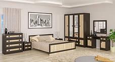 Спальный гарнитур Даллас Мебель Сервис, фото 2